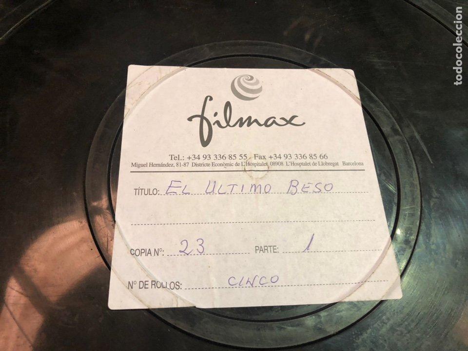 Cine: Película largometraje de cine en 35mm EL ÚLTIMO BESO (2006) - Foto 2 - 206811103