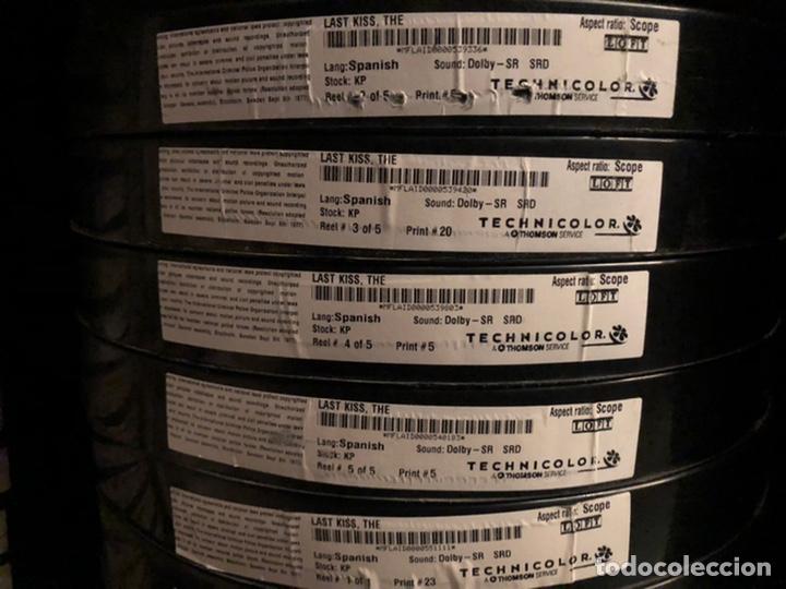 Cine: Película largometraje de cine en 35mm EL ÚLTIMO BESO (2006) - Foto 5 - 206811103