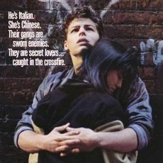 Cine: PELÍCULA LARGOMETRAJE DE CINE EN 35MM CHINA GIRL (1987). Lote 211730066