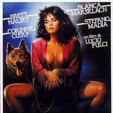 Cine: PELÍCULA LARGOMETRAJE DE CINE EN 35MM LA MIEL DEL DIABLO (1986). Lote 211730841