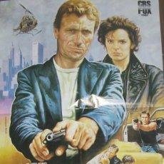 Cine: PELÍCULA LARGOMETRAJE DE CINE EN 35MM ADIÓS POLIZONTE (1985). Lote 211730985