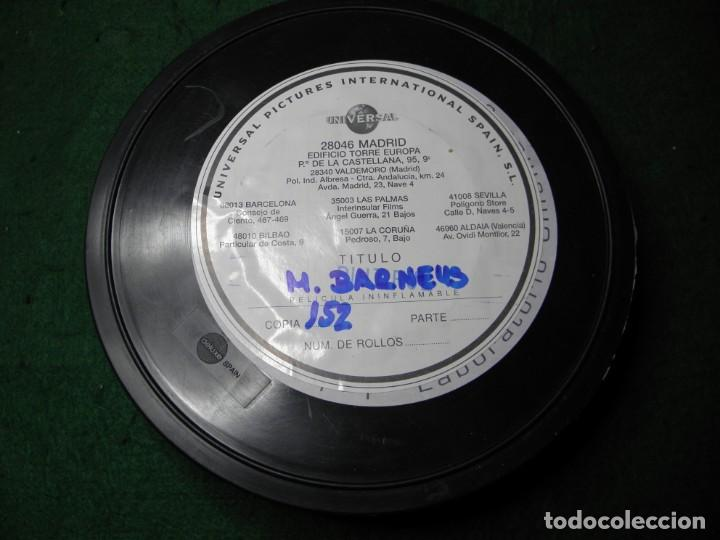 TRAILER PELICULA 35 MM M BARNEUS (Cine - Películas - 35 mm)