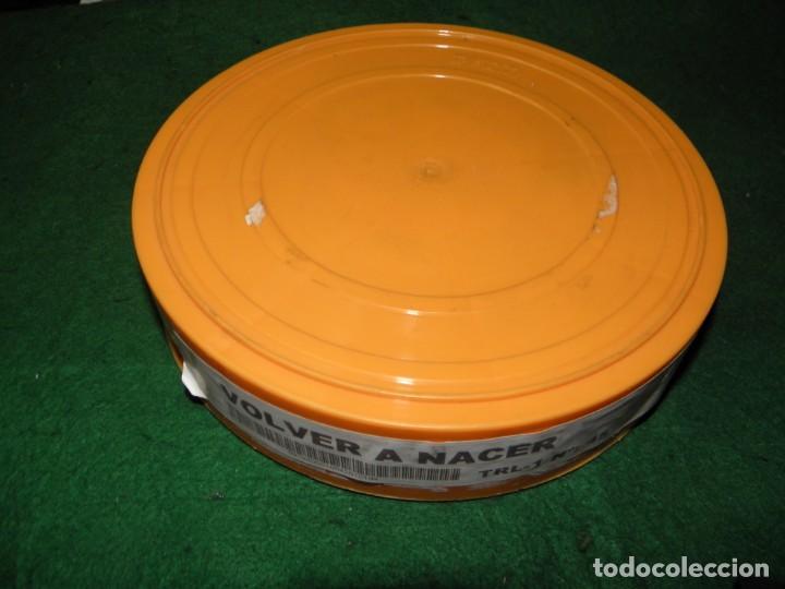 TRAILER PELICULA 35 MM VOLVER A NACER - PENELOPE CRUZ (Cine - Películas - 35 mm)