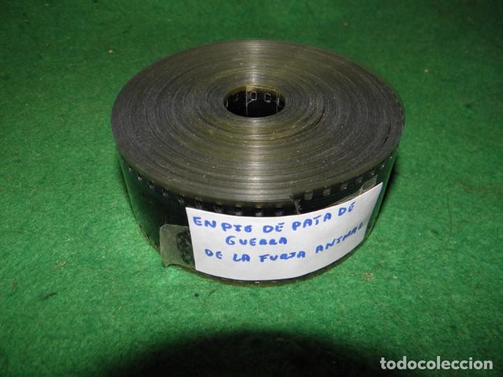 TRAILER PELICULA 35 MM EN PIE DE PATA DE GUERRA DE LA FUERZA ANIMAL (Cine - Películas - 35 mm)