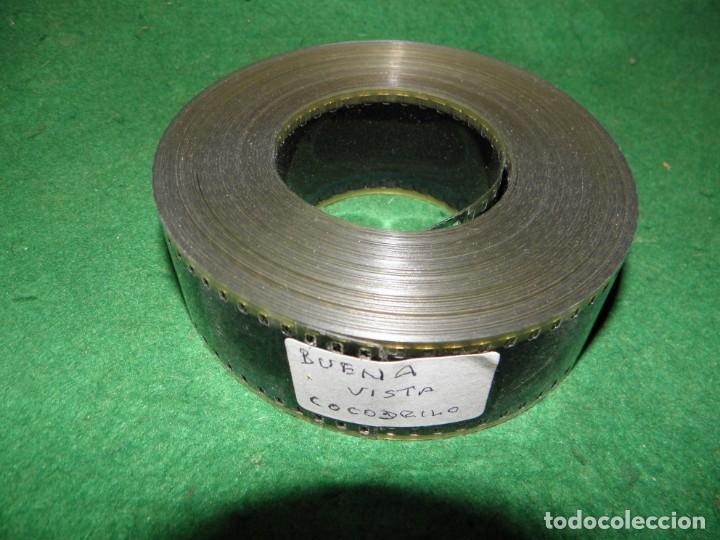 TRAILER PELICULA 35 MM COCODRILO UN ASESINO EN SERIE - 2007 (Cine - Películas - 35 mm)