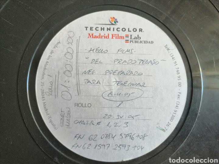 Cine: ROLLO DE PELICULA DE 35 MM. ENVIO CERTIFICADO INCLUIDO. - Foto 4 - 215657165