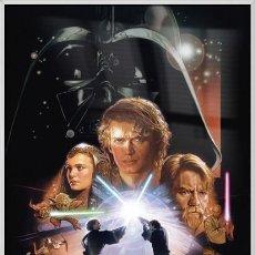 Cine: 35MM PELICULA STAR WARS EPISODIO 3 V.O EN INGLES SUBTITULADA EN ESPAÑOL. Lote 220965806