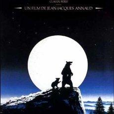 Cine: PELÍCULA LARGOMETRAJE DE CINE EN 35MM EL OSO (1988). Lote 227815565