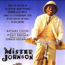 Cine: TRÁILER PELÍCULA DE CINE EN 35MM MISTER JOHNSON. Lote 227866090