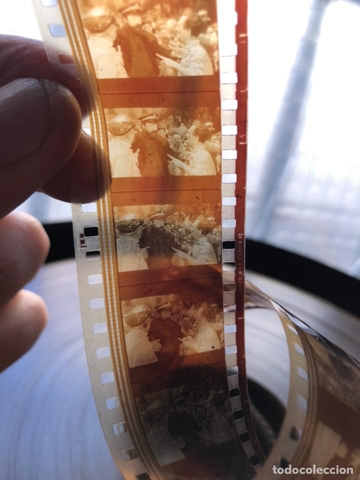 Cine: Película largometraje de cine en 35mm TINTÍN Y EL MISTERIO DE LAS NARANJAS AZULES (1964) - Foto 4 - 235277110
