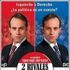 Cine: PELÍCULA LARGOMETRAJE DE CINE EN 35MM 2 RIVALES CASI IGUALES (2007). Lote 236263535