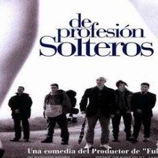 Cine: DE PROFESION SOLTEROS - TRAILER DE CINE EN 35 MILIMETROS - VER FOTOS. Lote 239790620
