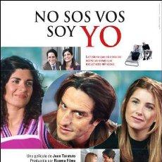 Cine: TRÁILER PELÍCULA DE CINE EN 35MM NO SOS VOS, SOY YO. Lote 242382970