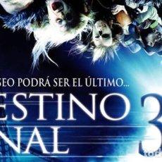 Cine: DESTINO FINAL 3 III - TRAILER DE CINE EN 35 MILIMETROS - VER FOTOS. Lote 242476760