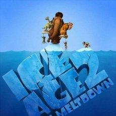 Cine: TRÁILER PELÍCULA DE CINE EN 35MM ICE AGE 2: EL DESHIELO. Lote 243686955