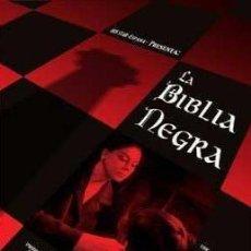 Cine: TRÁILER PELÍCULA DE CINE EN 35MM LA BIBLIA NEGRA. Lote 244555170