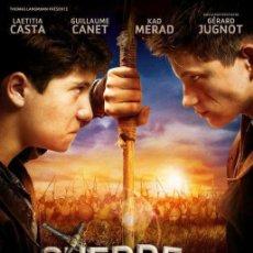 Cine: TRÁILER PELÍCULA DE CINE EN 35MM LA GUERRA DE LOS BOTONES (VOSE) (2011). Lote 244555635