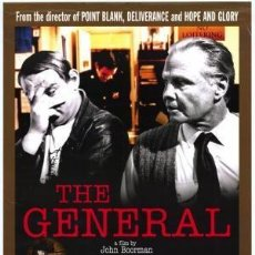 Cine: PELÍCULA LARGOMETRAJE DE CINE EN 35MM EL GENERAL (1998). Lote 244620470