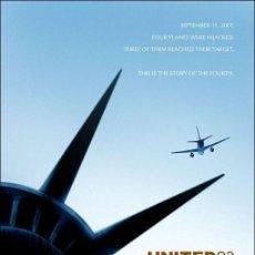 Cine: TRÁILER PELÍCULA DE CINE EN 35MM VUELO 93 (UNITED 93). Lote 244864210