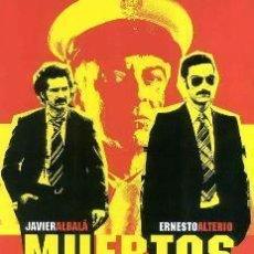 Cine: PELÍCULA LARGOMETRAJE DE CINE EN 35MM MUERTOS COMUNES (2004). Lote 245309505