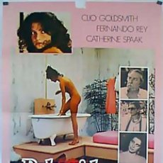 Cine: DULCE PIEL DE MUJER . CATHERINE SPAAK , FERNANDO REY , NIEVES NAVARRO - PELICULA CINE 35 MILIMETROS. Lote 245367775