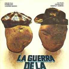Cine: PELÍCULA LARGOMETRAJE DE CINE EN 35MM LA GUERRA DE LA PATATA (1979). Lote 247440985