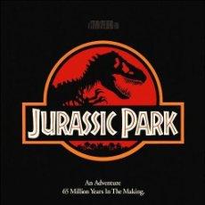 Cinéma: TRÁILER PELÍCULA DE CINE EN 35MM JURASSIC PARK (PARQUE JURÁSICO). Lote 251232580