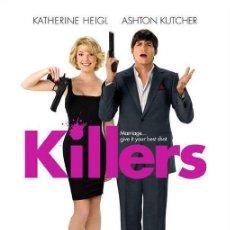 Cine: PELÍCULA LARGOMETRAJE DE CINE EN 35MM KILLERS (2010). Lote 253745480