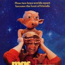 Cine: PELÍCULA LARGOMETRAJE DE CINE EN 35MM MI AMIGO MAC (1988). Lote 254905020