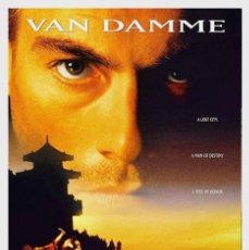 Cine: PELÍCULA LARGOMETRAJE DE CINE EN 35MM THE QUEST, EN BUSCA DE LA CIUDAD PERDIDA (1996). Lote 254932530