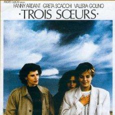 Cine: PELÍCULA LARGOMETRAJE DE CINE EN 35MM AMOR Y DESEOS (LAS TRES HERMANAS) (1988). Lote 261300420