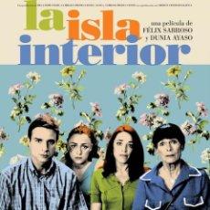 Cine: TRÁILER PELÍCULA DE CINE EN 35MM LA ISLA INTERIOR. Lote 262653195
