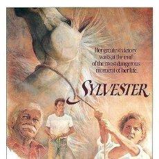 Cine: PELÍCULA LARGOMETRAJE DE CINE EN 35MM SYLVESTER (1985). Lote 266528163