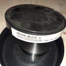Cine: TRAILER DE CINE IRON MAN 3 35 MM. Lote 269738413