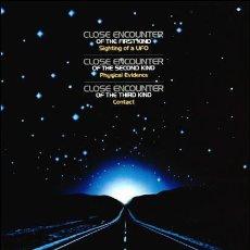 Cine: PELÍCULA LARGOMETRAJE DE CINE EN 35MM ENCUENTROS EN LA TERCERA FASE (1977). Lote 202656687