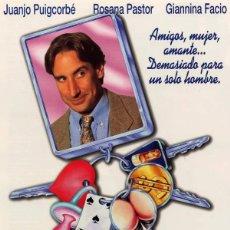 Cine: PELÍCULA LARGOMETRAJE DE CINE EN 35MM NO SE PUEDE TENER TODO (1997). Lote 287998698