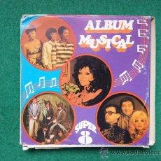 Cine: PELICULA DE 8 M/M ALBUM MUSICAL. Lote 35854047