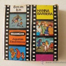 Cine: PELICULAS BIANCHI DE 8 MM. B/N. HANNA BARBERA. OPERACIÓN APLASTANTE.. Lote 41872899