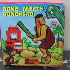 Cine: PELICULA 8 MM - BONE MEETS BONEHEAD - MOUNTAIN HOME MOVIES. Lote 35882555