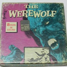 Cine: ANTIGUA PELICULA THE WEREWOLF, 8 MM. IN SOUND, COLUMBIA PICTURES HOME MOVIE, B/W, MIDE 13 CMS. APROX. Lote 39822127