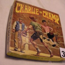 Cine: ANTIGUA PELICULA CHARLIE CHAPLIN EN 8 MM - ENVIO GRATIS A ESPAÑA . Lote 42355060