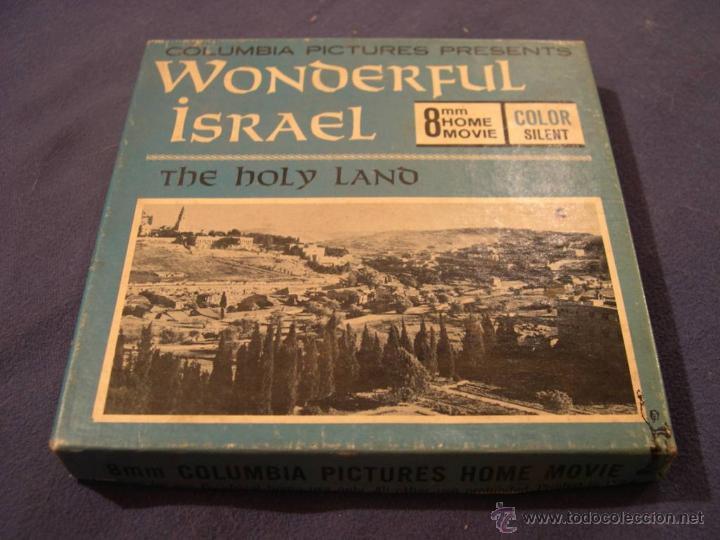 PELICULA 8 MM - ISRAEL (Cine - Películas - 8 mm)