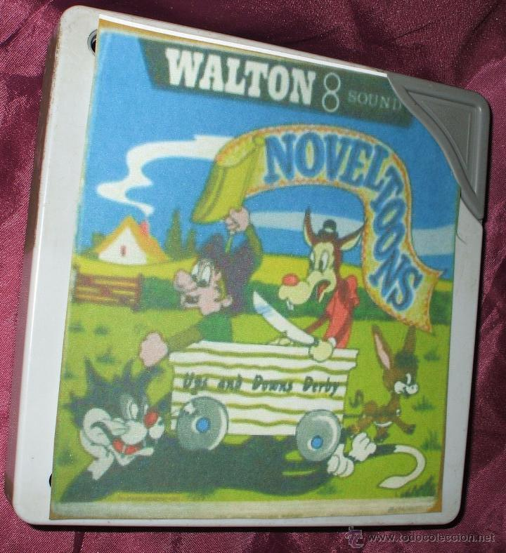 Cine: WALTON 8 NOVELTOONS UPS AND DOWN DERBY EL CABALLO DORMILON - Foto 1 - 40803481
