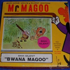 Cine: BWANA MAGOO - MR. MAGOO - CASTLE FILMS. Lote 46913410