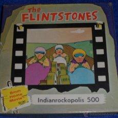 Cine: INDIAROCKPOLIS 500 - THE FLINSTONES - LOS PICAPIEDRA - CASTLE FILMS. Lote 46913428