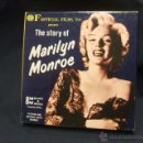 Cine: THE STORY OF MARILYN MONROE - 8 MM BLACK & WHITE COMPLETE EDITION - OFFICIAL FILMS INC - ¿1961?. Lote 48661400