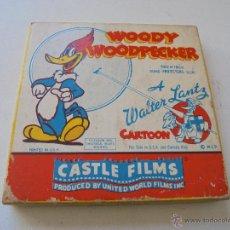 Cine: WOODY WOODPECKER-CASTLE FILMS-S/F-459 DIZZY ACROBATS. Lote 48741050