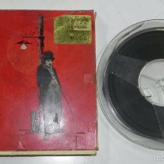 Cine: ANTIGUA PELICULA 8 MM. JAIMITO POLICIA, , VERSION MUDA EN COLOR, ARIES FILMS, VERSION ESPECIAL MUD. Lote 56227696