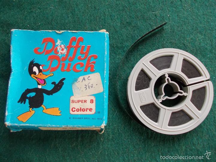 PELÍCULA DE 8 MM DIBUJOS ANIMADOS WAHNER BROS (Cine - Películas - 8 mm)