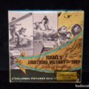 Cine: ISRAEL'S LIGHTNING VICTORY 1967 DAYS OF DESTINY. COLUMBIA PICTURES. CAPITOL FILM 8 MM., BLANCO. Lote 71750611